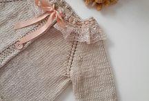 Bebek kıyafetleri örgü