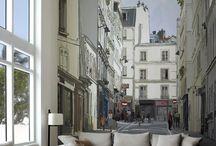 Copri pareti decorativi