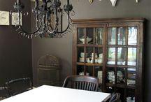 Dining room ideas / by Jess Bua