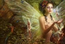 Fairies      / by Delia Weiss