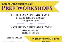 Don't miss this! / by St. Catherine University Career Development