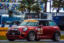 Racing season has begun! The @minijcwteam kick off the #CTSC today at 1:45pm ET. Watch it LIVE at IMSA.com - photo from miniusa