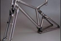Cycling / Bike Seat, Suspension, Mountain Bike,