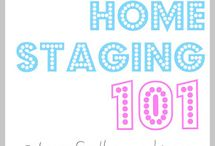 Staging Ideas / by Hickman Realty Group, Inc.