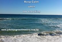 Job Change Motivation / Assisting people experiencing a Redundancy and Job Seekers