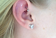 Oh d'Ear! / ideas for my rook piercing