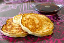 Cottage Cheese Pancakes / Cottage Cheese Pancakes