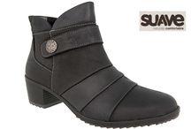 Ανατομικά Suave / Ανατομικά παπούτσια, μποτάκια και πέδιλα Suave