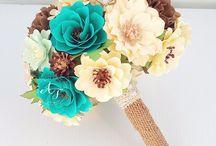 buchete flori hartie