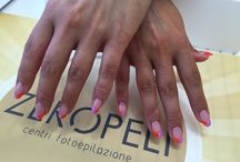 I miei lavori / Nails and colors