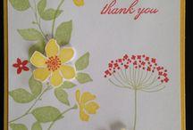 Blumen-Karten