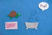 Preschool - Board Stories / Board Stories for Preschool