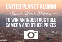 UP Photo Contest 2014 / A picture is worth a thousand words. Which photograph best sums up your United Planet Quest? Entrants and voters are both eligible to win great prize packs and United Planet Quest credit. #UPhotoContest