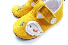 Baby Shoes DIY / by Gokce Atabeyoglu