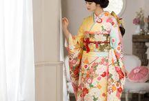 Kimono Yuzen