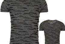 Heren T-Shirt Modedam.nl