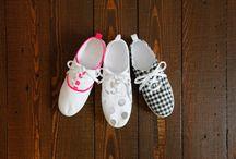DIY: Shoe Make Over!  / by Sarah McIntyre