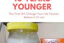 Youthful look baking soda &coconut oil
