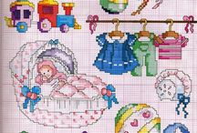 Cross Stitch / Baby