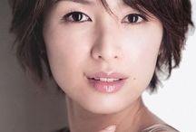 Actress 吉瀬美智子