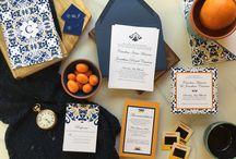 EIB & JJPR Wedding - Stationary