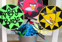 Birthday Party Ideas / by Sarah Lavender