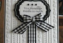 Card making / by Jackie Mitchell