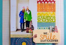 craft: scrapbook layouts / by Holly King