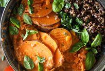 Healthy and balanced food!