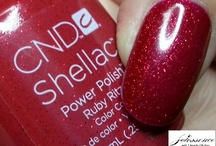 CND Shellac - Holiday 2012 * Limited Edition