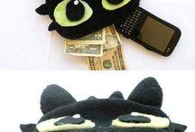 DIY small purses