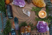 Crystals Stones talismans