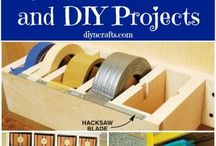 DIY garage ideas
