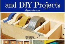 DIY garage ideas