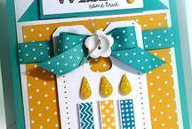 Cards - Washi Tape