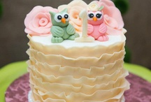 owl cake ideas
