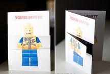 Lego Birthday Party / by Liz Winkelbauer