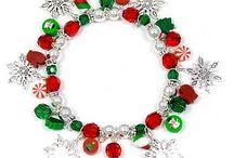 pulseras navideñas