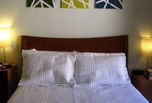 Bedroom Redo!  / by Kelena Bonnell