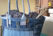Re-use Jeans / Things to do with old jeans