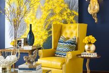 Yellow MoodBoard / Creative ideas for Yellow