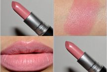 MAC lipstick wishlist