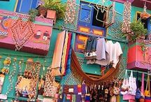 Colorfull Mexico City