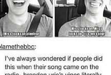 Literally Just Brendon Urie (-: