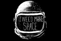 Astronautical Shirt Designs / Astronaut Tees!