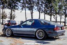 Mazda Rx7 series 4/5