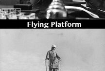 weird/cool inventions