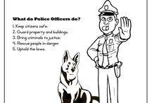 Study project: Police officers