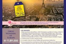 Great Wonders of Europe / WOW Europe Group Tour....Book Now!!! ‪#‎wowholidays‬ ‪#‎europe‬ ‪#‎greatwondersofeurope‬