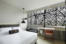 hotel / hotel interiors and facades